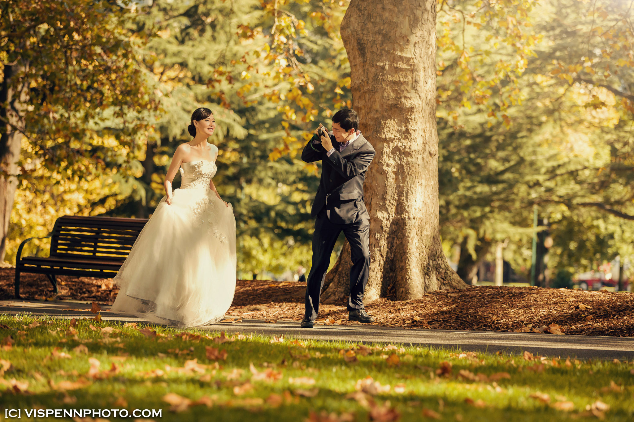 PRE WEDDING Photography Melbourne FrankHu 0323
