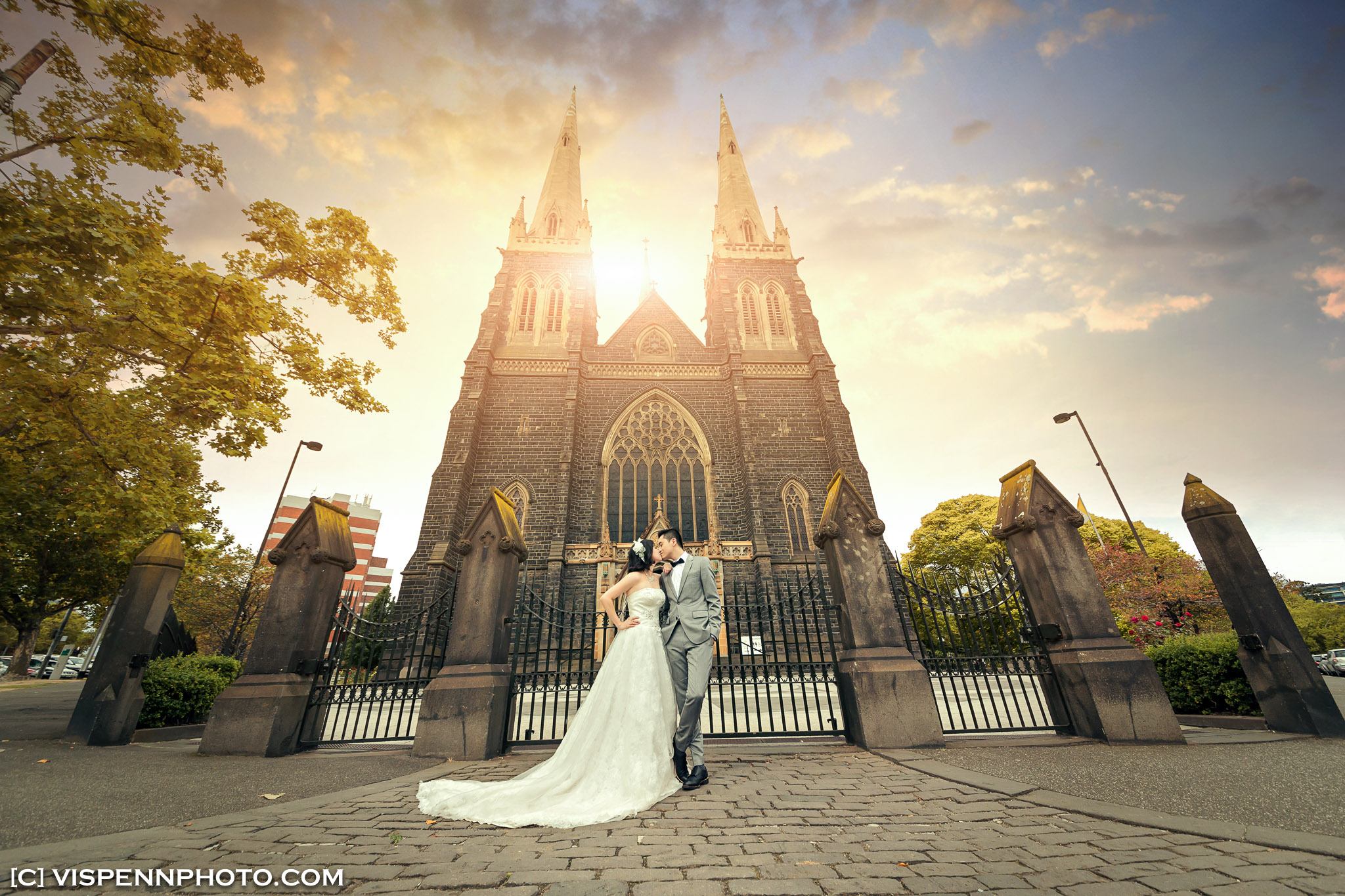PRE WEDDING Photography Melbourne Pauline 3069