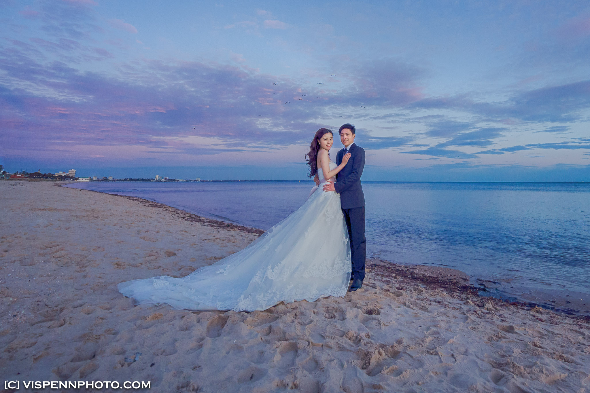 PRE WEDDING Photography Melbourne ZHPENN JackySerena 2730副本